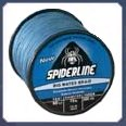 Braided Line by Cortland, Power Pro, Spiderline and Tuf Line