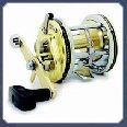 Conventional Reels by Abu Garcia, Daiwa, Newell, Penn, Pflueger, Quantum, Shakespeare and Shimano