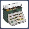 Conventional Tackle Boxes by Flambeau and Plano