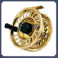 Fly Reels by Abel, G-Loomis, Orvis, Ross and Scientific Angler