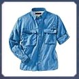 Fishing Shirts by Columbia Sportswear and Hook & Tackle.