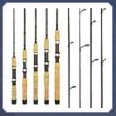 Fishing rods by Cape Fear, Fenwick, G. Loomis, Penn, Quantum, Shakespeare, Shimano, St. Croix and Star